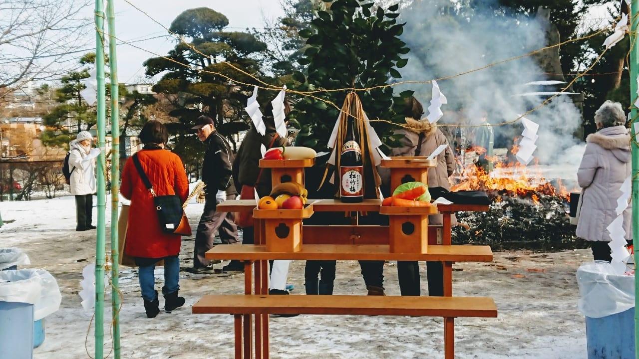 2020年湯倉神社